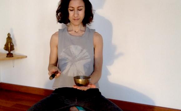Meditazione guidata il discorso del fiore